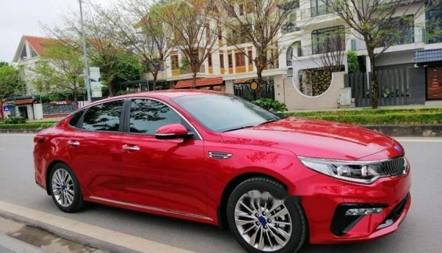 Bán xe Kia Optima đời 2019, màu đỏ, giá 789tr