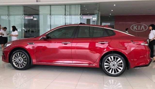 Bán Kia Optima đời 2019, màu đỏ, nhập khẩu, giá 789tr