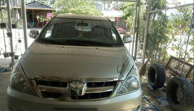 Bán Toyota Innova J sản xuất 2008, nhập khẩu nguyên chiếc