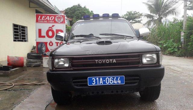 Bán xe Toyota Hilux sản xuất 1994, màu xám (ghi), nhập khẩu nguyên chiếc