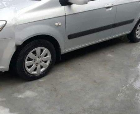 Bán gấp Hyundai Click đời 2008, màu bạc, nhập khẩu nguyên chiếc chính chủ