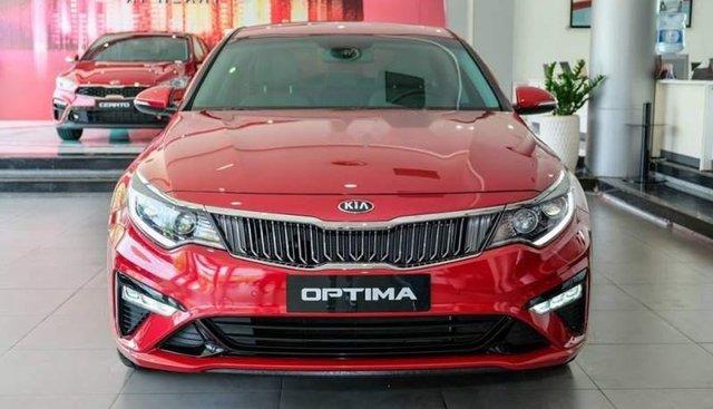 Bán xe Kia Optima năm 2019, màu đỏ, 789 triệu