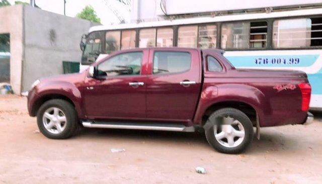 Cần bán lại xe Isuzu Dmax MT sản xuất 2014, màu đỏ, xe nhập