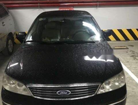 Bán ô tô Ford Laser 1.8 đời 2005, màu đen, nhập khẩu chính chủ, giá 265tr