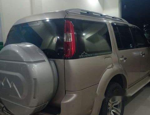 Bán Ford Everest AT sản xuất 2010, xe nhập chính chủ, giá 510tr