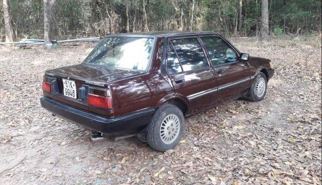 Bán Toyota Corolla năm sản xuất 1990, màu đỏ giá cạnh tranh