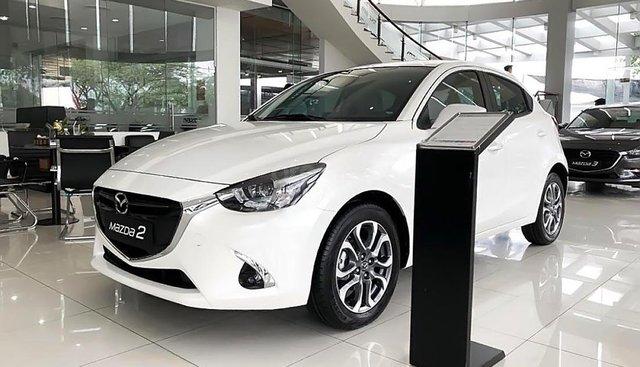 Bán ô tô Mazda 2 Premium 2019, màu trắng, nhập khẩu
