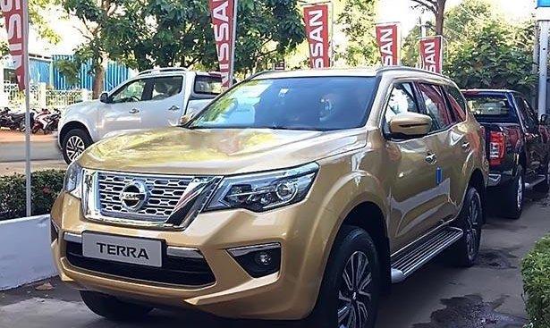 Bán Nissan Terra E 2.5 AT 2WD năm 2019, nhập khẩu nguyên chiếc
