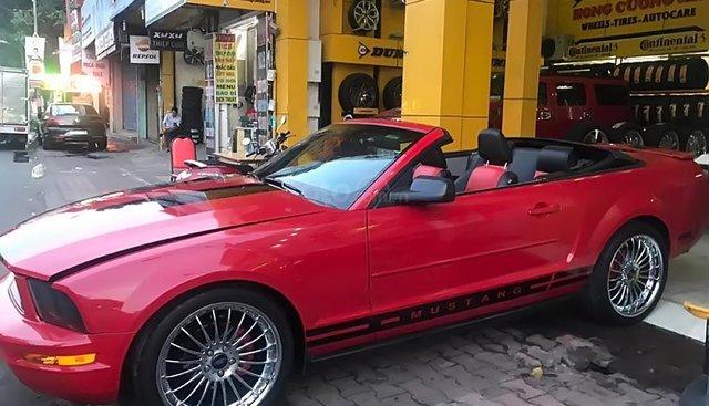 Bán Ford Mustang 2008, màu đỏ, nhập khẩu số tự động