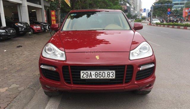 Bán xe Porsche Cayenne GTS 2009, màu đỏ