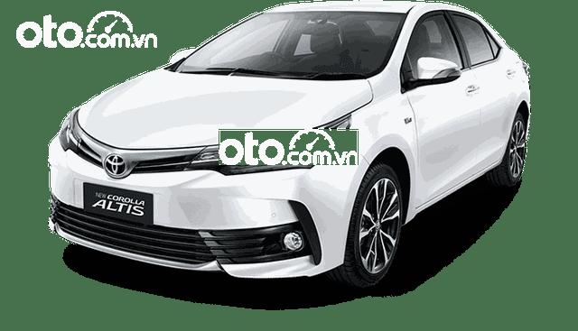 Toyota Vinh - Nghệ An - Hotline: 0904.72.52.66 - Bán xe Altis 1.8G 2019 rẻ nhất, giá tốt nhất Nghệ An