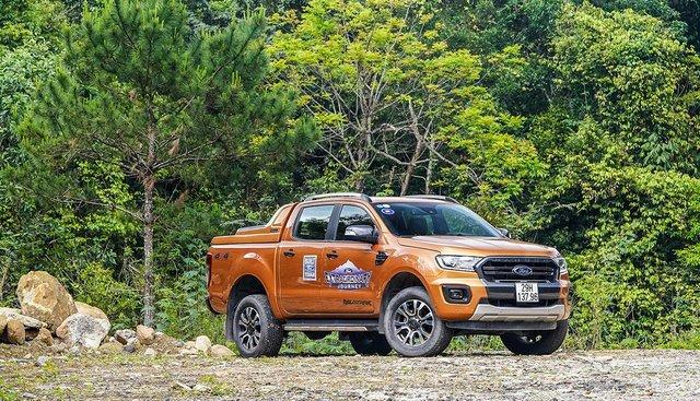 Đánh giá xe Ford Ranger Wildtrak 4x4 2019: Hướng tới êm ái và tiết kiệm