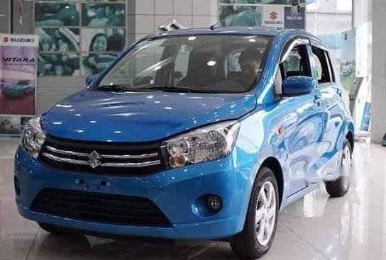 Bán Suzuki Celerio sản xuất năm 2019, màu xanh lam, nhập khẩu nguyên chiếc