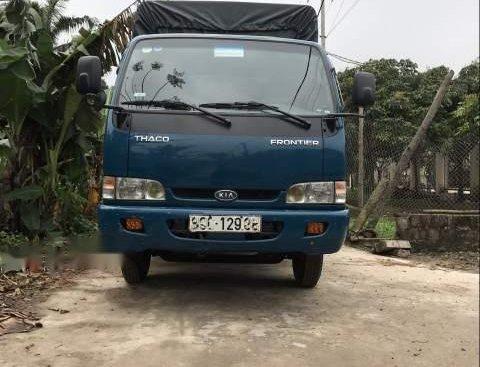 Cần bán Kia K165 năm 2016, màu xanh lam