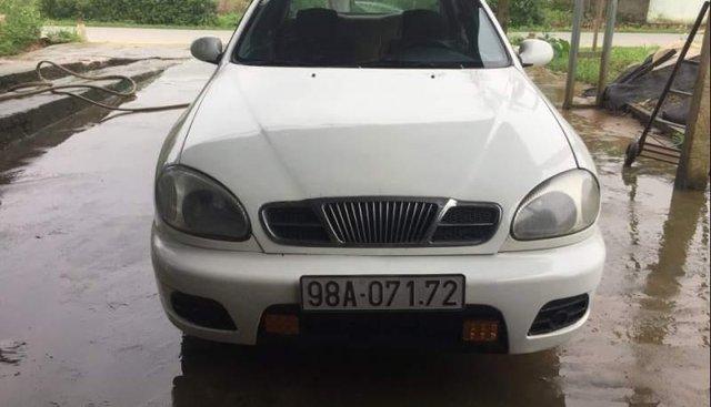 Bán Daewoo Lanos đời 2003, màu trắng, nhập khẩu