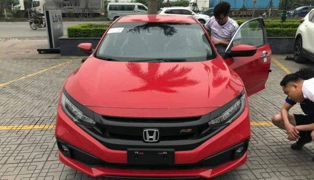 Bán xe Honda Civic 2019, màu đỏ