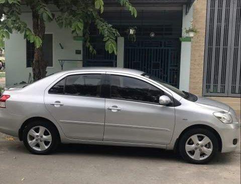 Bán Toyota Vios 2009, màu bạc số sàn, giá chỉ 328 triệu