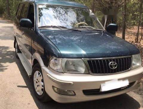 Cần bán Toyota Zace GL sản xuất 2005, xe nhập