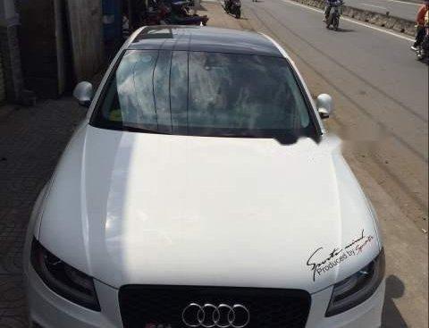 Bán xe Audi A4 RS4 2010, màu trắng, xe nhập chính chủ, giá tốt