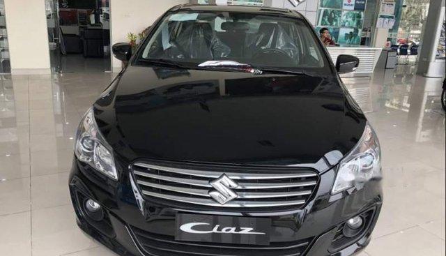 Bán ô tô Suzuki Ciaz sản xuất 2019, màu đen, xe nhập giá cạnh tranh