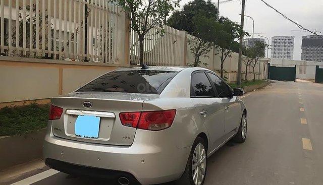 Bán Kia Forte SLI sản xuất 2009, màu bạc, nhập khẩu Hàn Quốc