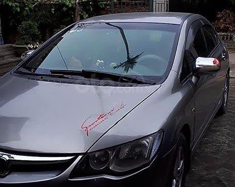 Bán Honda Civic năm sản xuất 2007, màu xám