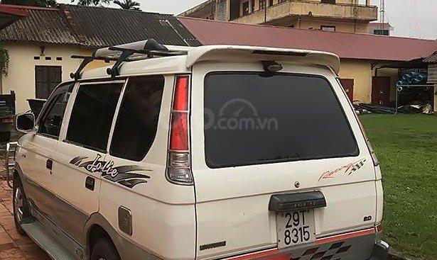 Cần bán lại xe Mitsubishi Jolie sản xuất năm 2003, màu trắng