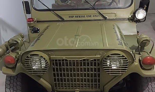Bán xe Jeep A2 1980, nhập khẩu nguyên chiếc, giá tốt