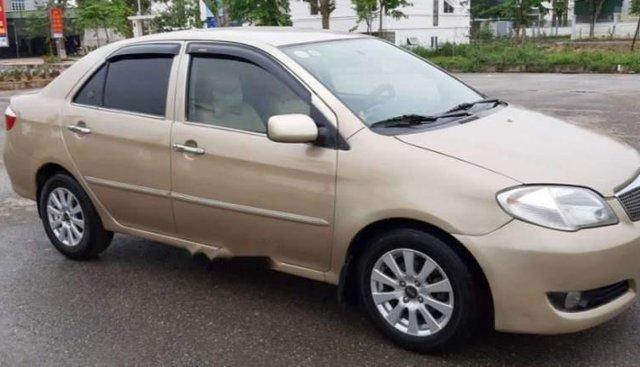 Cần bán xe Toyota Vios G sản xuất năm 2006 số sàn