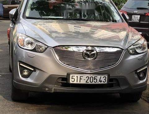 Chính chủ bán Mazda CX 5 đời 2015, màu xám còn mới
