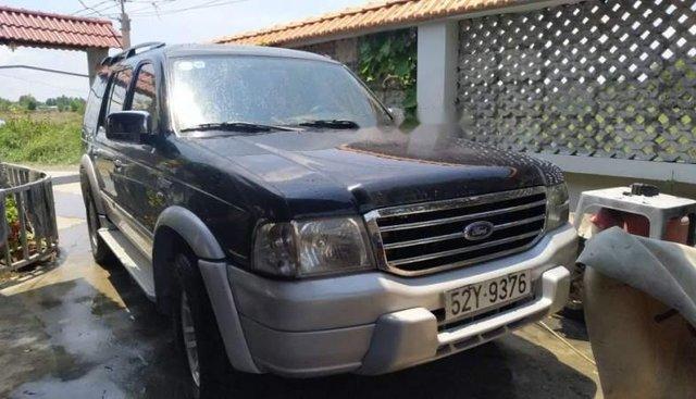 Cần bán xe Ford Everest năm 2006, màu đen, nhập khẩu