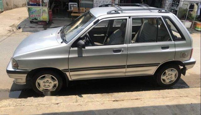 Bán ô tô Kia CD5 sản xuất năm 2004, màu bạc