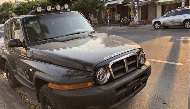 Cần bán lại xe Ssangyong Korando sản xuất 2005, xe nhập chính chủ