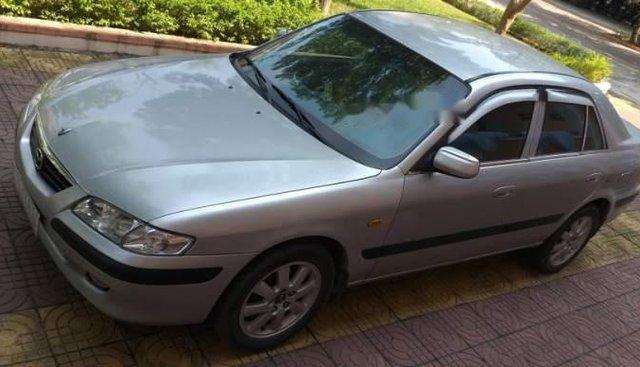 Bán Mazda 626 đời 2002, màu bạc, nhập khẩu nguyên chiếc chính chủ, giá chỉ 185 triệu