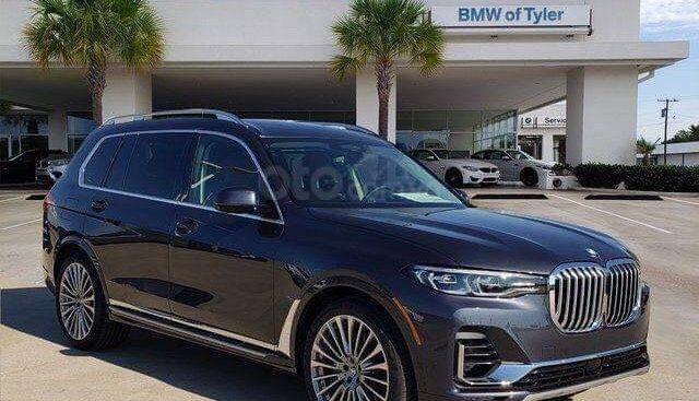 Bán BMW X7 XDrive40i 3.0 sản xuất 2019, nhập Mỹ, mới 100%, giá tốt