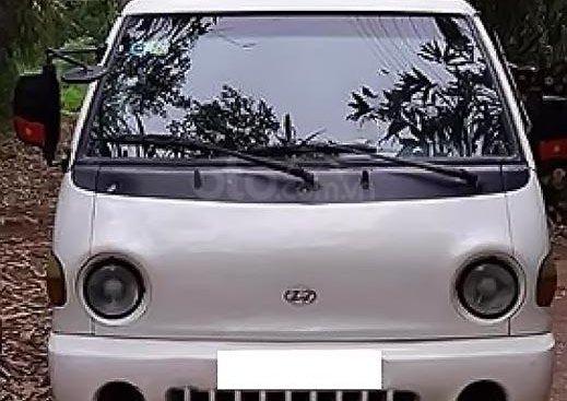 Cần bán lại xe Hyundai Porter đời 1999, màu trắng, xe nhập xe gia đình