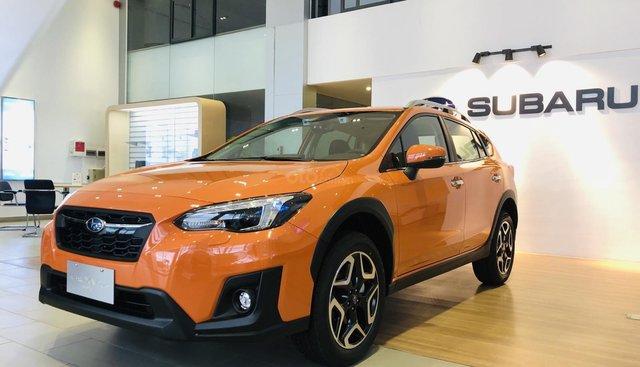 Bán Subaru XV EyeSight 2019, màu cam, nhập khẩu nguyên chiếc từ Nhật Bản