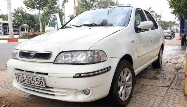 Bán ô tô Fiat Albea đời 2007, màu trắng, giá tốt