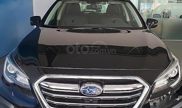 Bán Subaru Outback 2.5i-S EyeSight đời 2018, màu đen, nhập khẩu, mới 100%