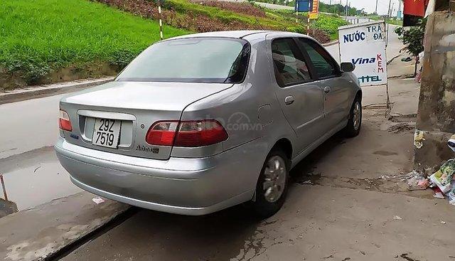 Bán Fiat Albea đời 2007, màu bạc, tiết kiệm nhiên liệu