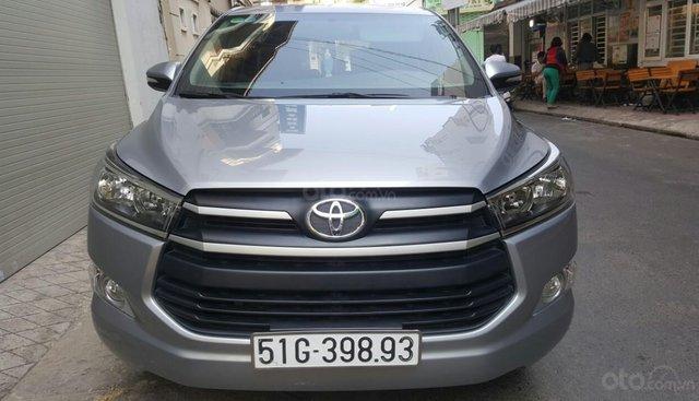 Bán xe Toyota Innova E 2017, mới 98% nhà sử dụng kỹ. Liên hệ: 0942892465 Thanh