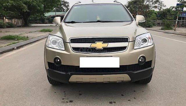 Cần bán Chevrolet Captiva LTZ sản xuất năm 2009 số tự động