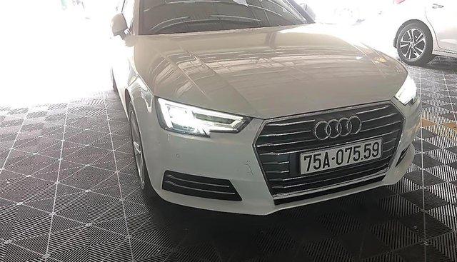 Bán Audi A4 đời 2016, màu trắng, xe nhập chính chủ