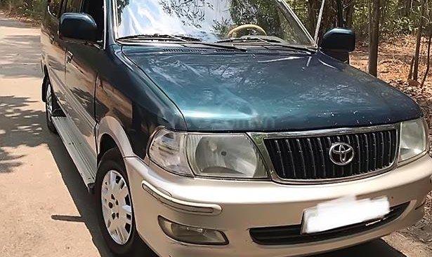 Cần bán gấp Toyota Zace đời 2005, màu xanh lam, nhập khẩu nguyên chiếc