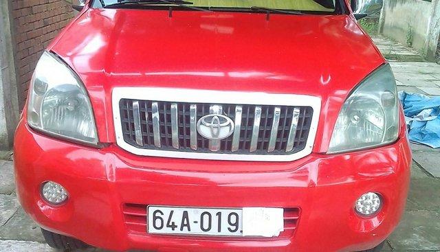 Bán Mekong Pronto năm 2009, màu đỏ còn mới, giá 145tr