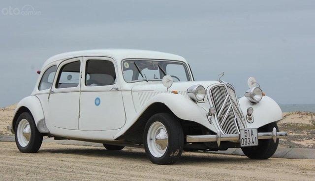 Citroen Traction Avant 1953 Familiale cổ điển