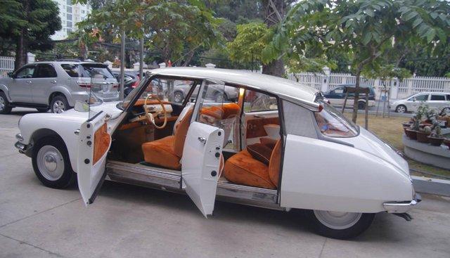 Bán Citroen La Dalat năm sản xuất 1960, nhập khẩu nguyên chiếc chính chủ