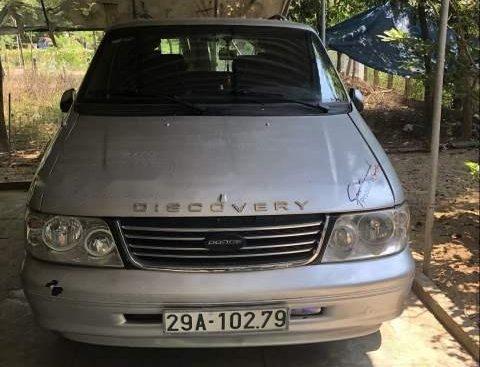 Bán xe Dodge Caravan đời 1995, màu bạc, xe đang chạy bình thường