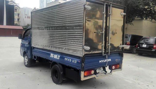 Bán Hyundai Porter đời 2015, màu xanh lam, nhập khẩu