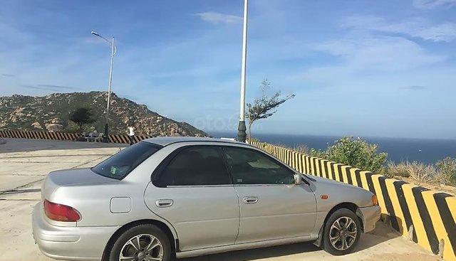 Bán Subaru Impreza 2.0 MT AWD sản xuất 1996, màu bạc, xe nhập